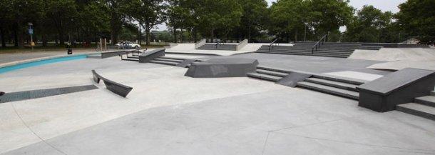 Flushing Meadows Skatepark