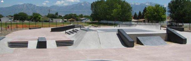 Kearns Skatepark