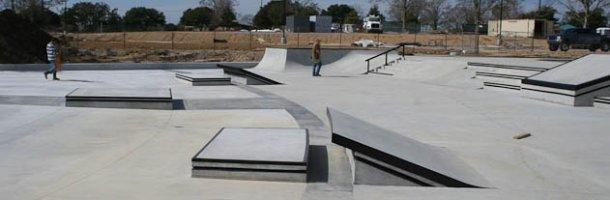 Perkins Road Skatepark