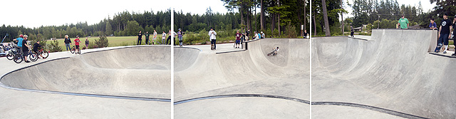 PortOrchardSkatepark bowl_action