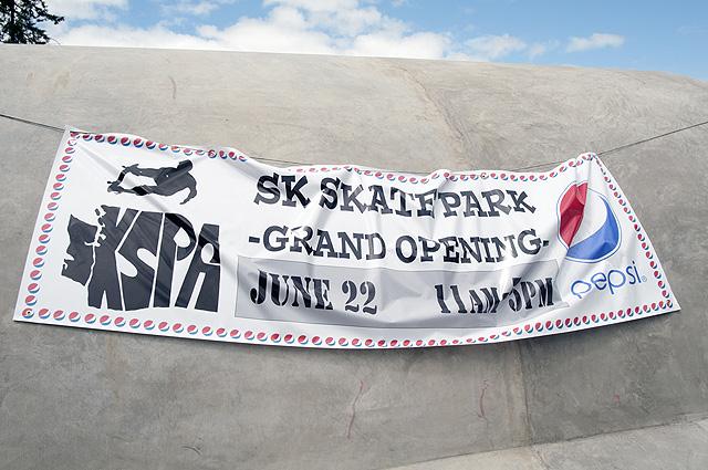 PortOrchardSkatepark grandopening