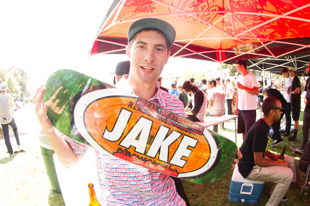 REALJul6Demo 006-The-man-of-the-hour.-Congrats-Jake-on-turning-pro-last-night!!