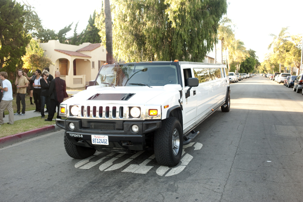 Burnout: Hummer Limo
