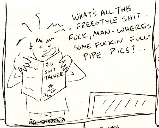 Burnout: Comix