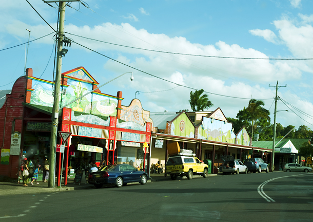 Burnout: Nimbin