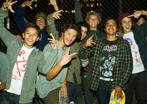 Burnout: Hollywood Skate Riot