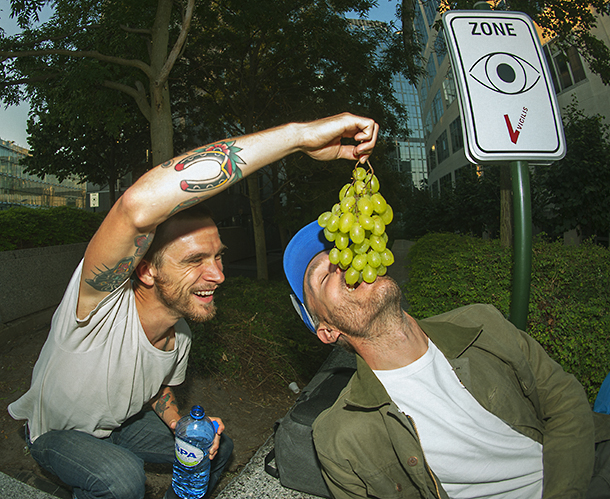 Burnout: Street Grapes