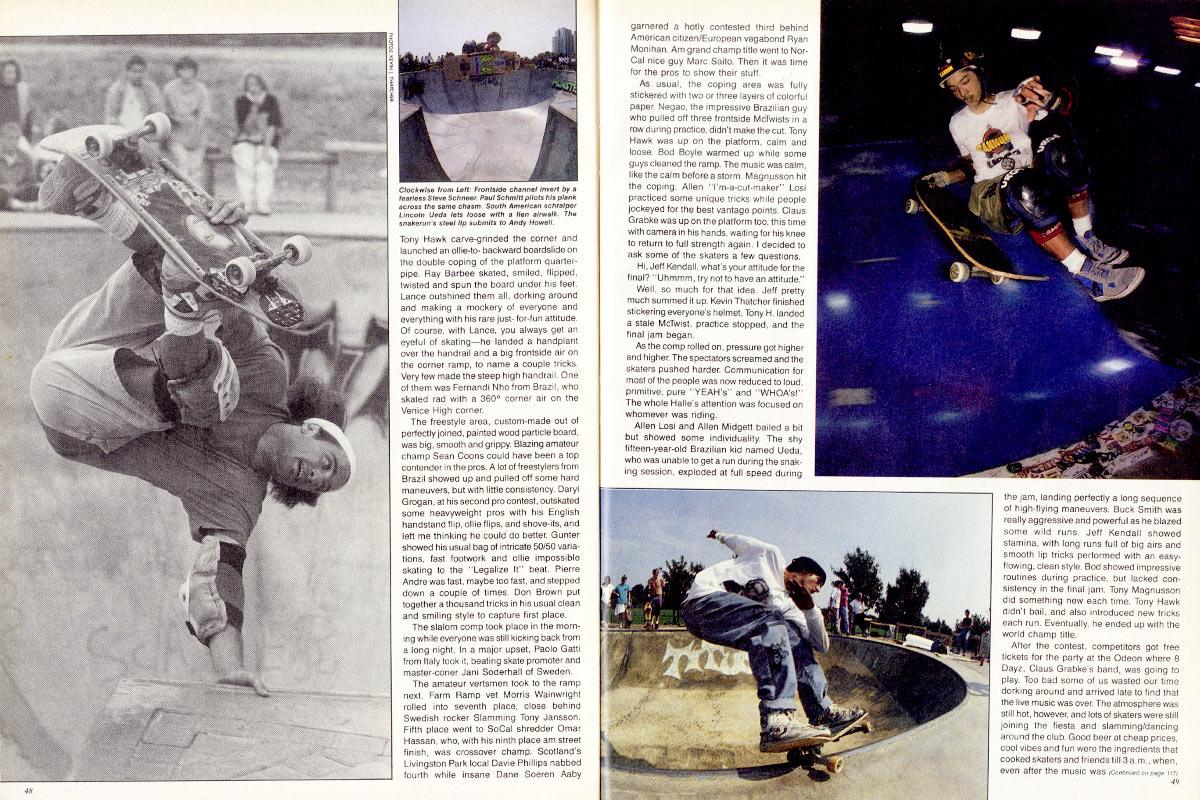 hansson sport skateboard