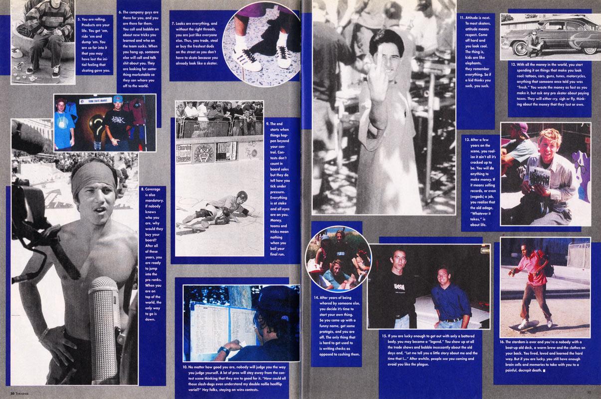 Thrasher Magazine - January 1993