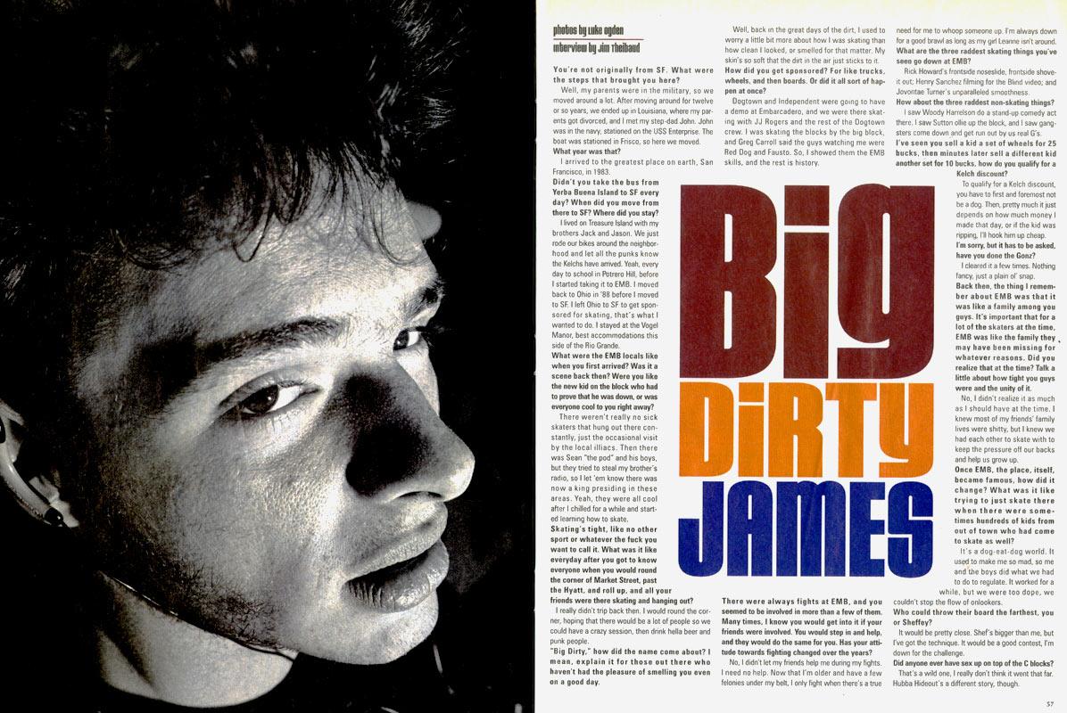 Thrasher Magazine July 1997
