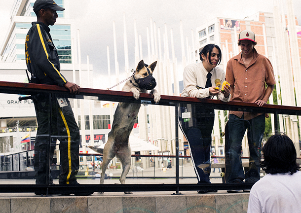 Burnout: The Dogman of Medellin