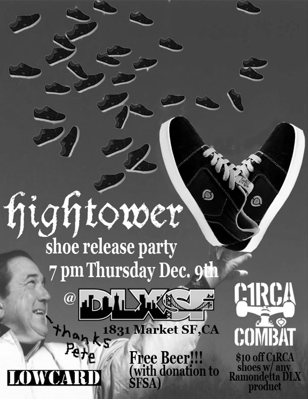 hightowershoereleaseflyer