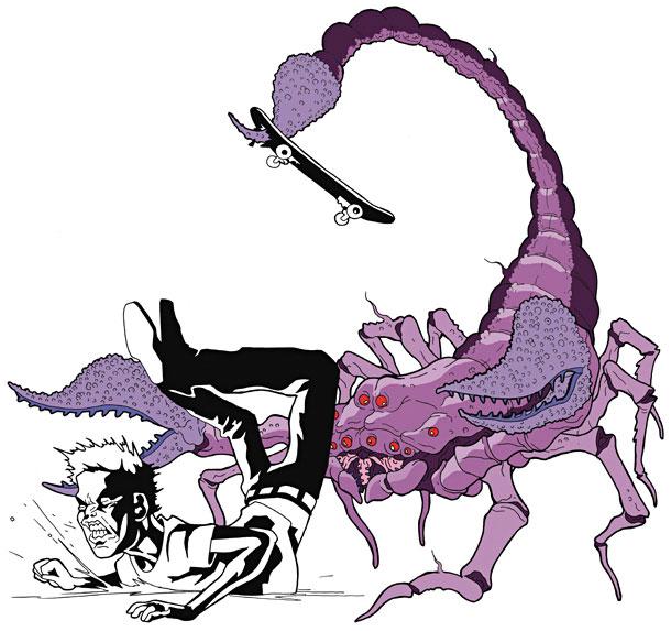 d-scorpion