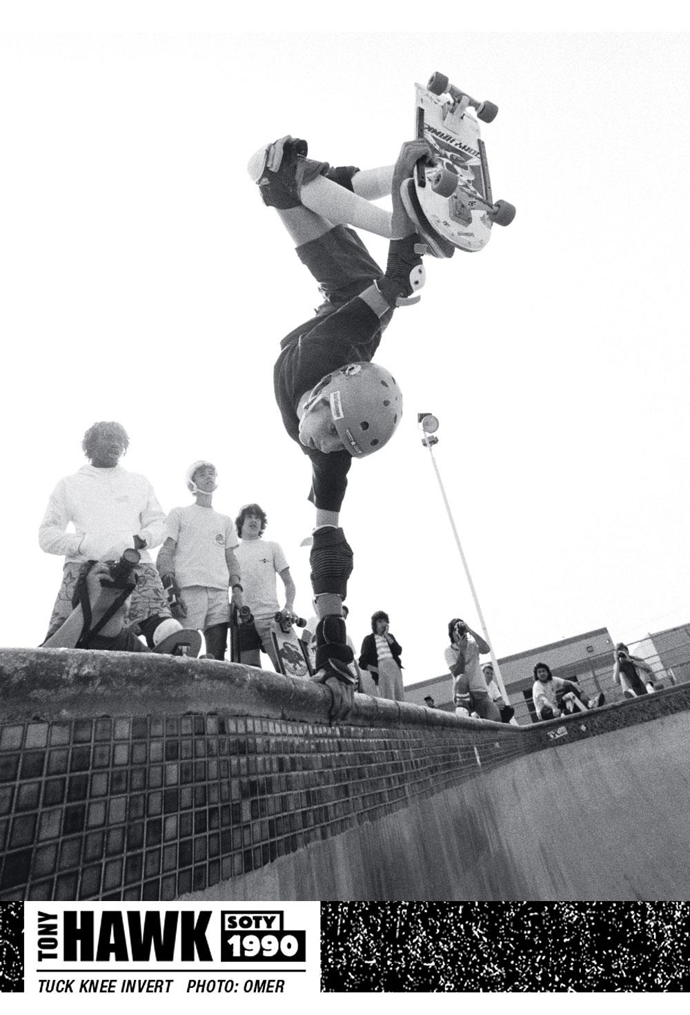 Tony Hawk SOTY 1990