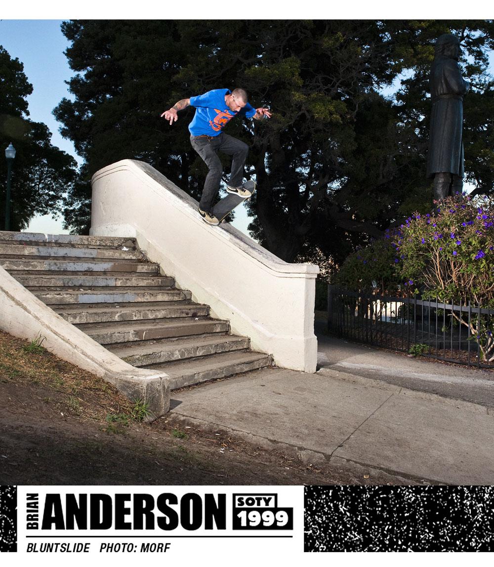 Brian Anderson SOTY 1999