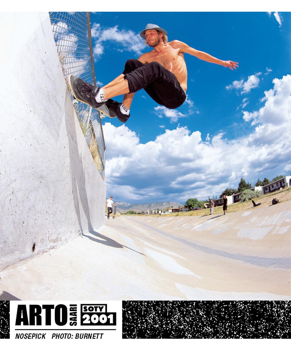 Arto Saari SOTY 2001