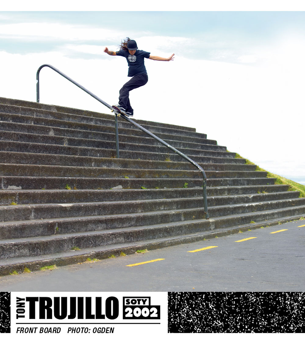 Tony Trujillo SOTY 2002