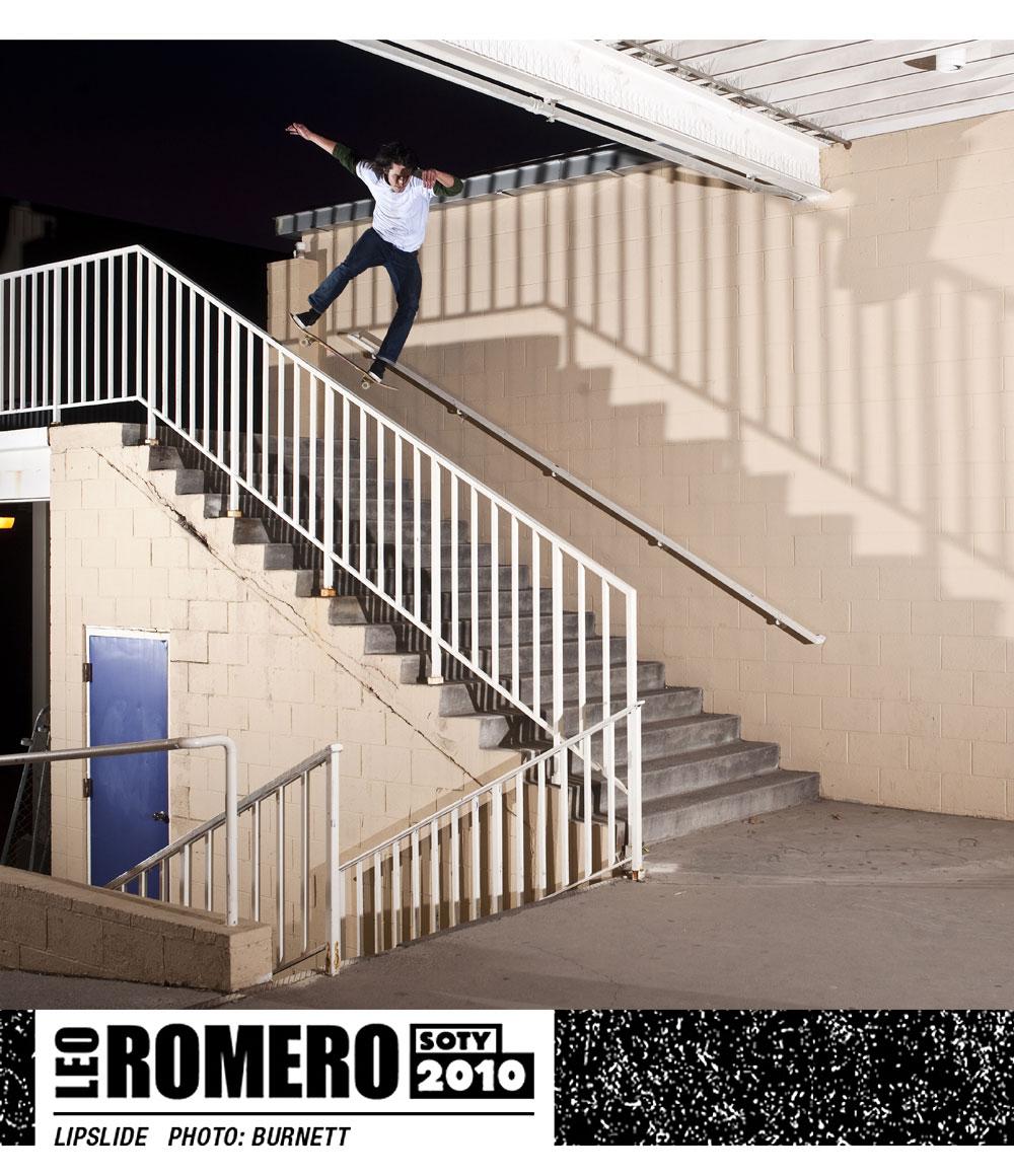 Leo Romero SOTY 2010