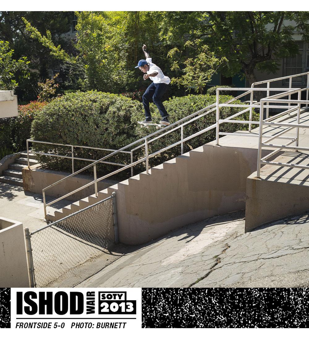 Ishod Wair SOTY 2013