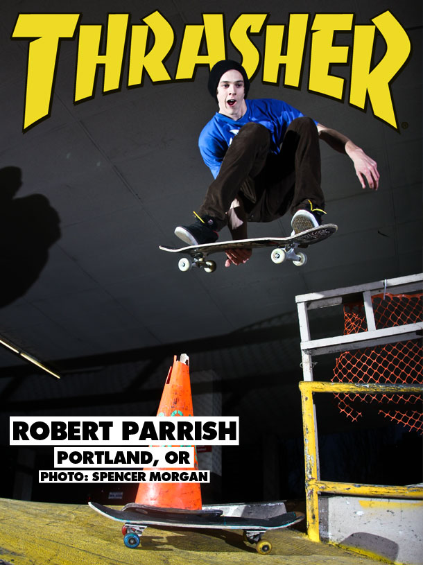 RobertParrish