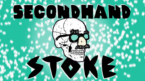 SecondHandStoke