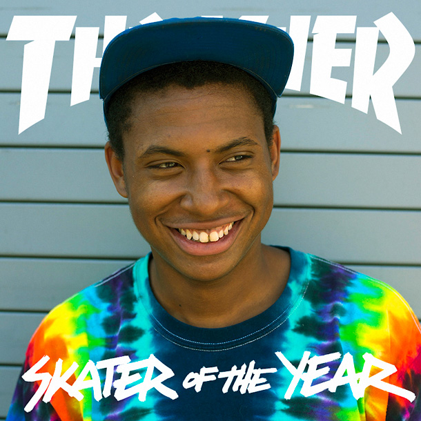 Ishod Wait Skater of the Year