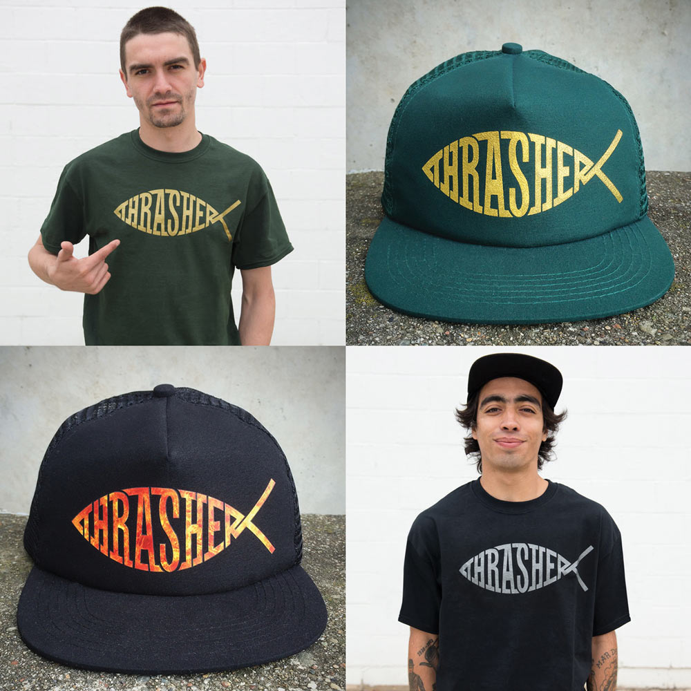 98be00cb Thrasher Magazine - Thrasher Fish Gear Now Available
