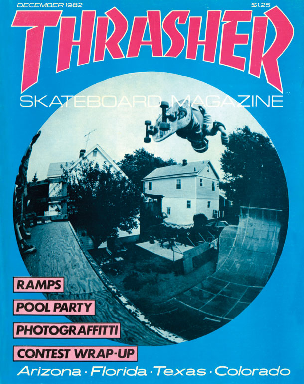 Nerding Out: Thrasher Magazine Covers over the Years Pt  1