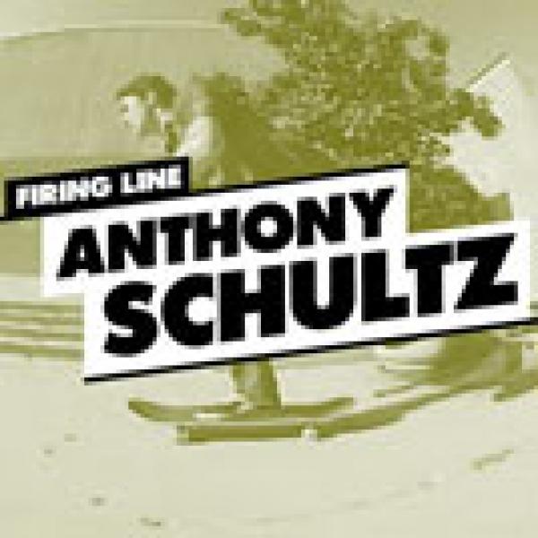 Firing Line: Anthony Schultz
