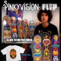 Flip Skateboards: Pinkyvision