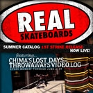 Real Summer 2010 Catalog 1st Strike