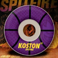 Limited Edition Koston Wheel