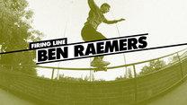 Firing Line: Ben Raemers