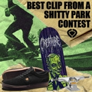 Best Clip from a Shitty Park Contest