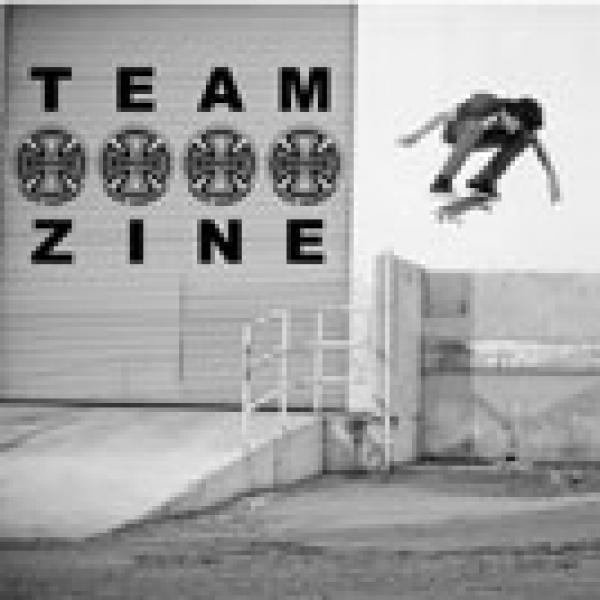 Indy Team 'Zine