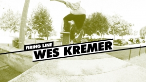 Firing Line: Wes Kremer