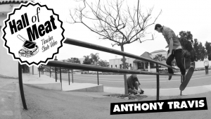 Hall Of Meat: Anthony Travis