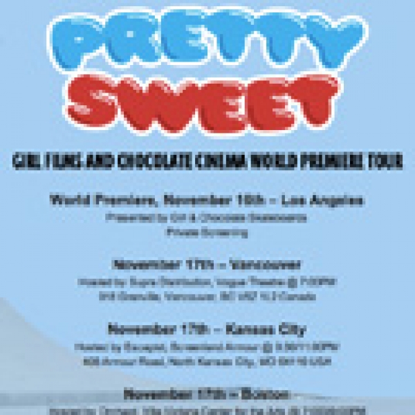 Pretty Sweet World Premiere Tour