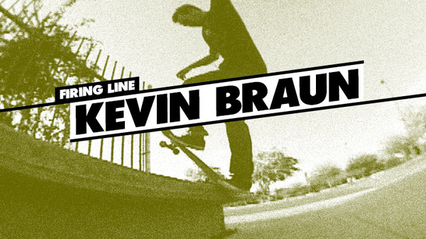 Firing Line: Kevin Braun