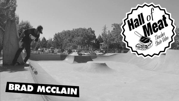 Hall of Meat: Brad McClain