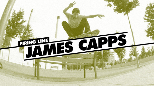 Firing Line: James Capps