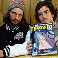First Look: Torey Pudwill & Trevor McClung