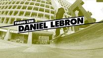 Firing Line: Daniel Lebron