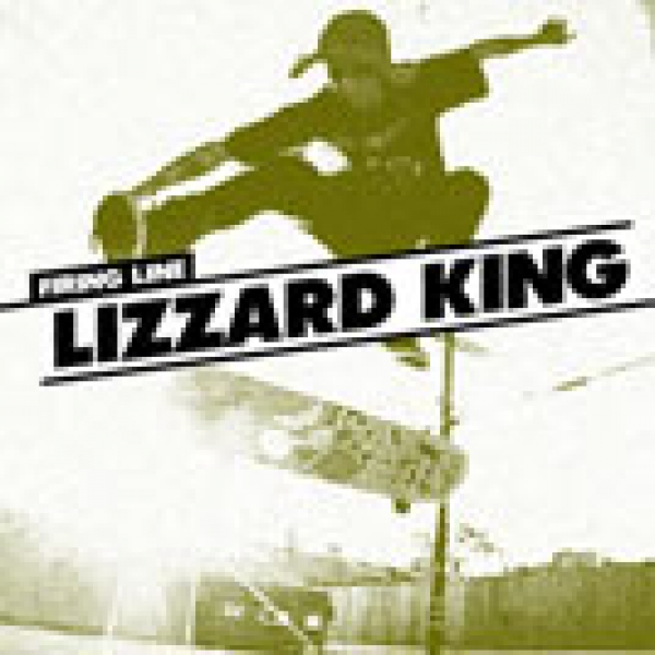 Firing Line: Lizard King