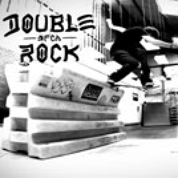 Double Rock: Torey Pudwill