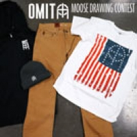 Omit Moose Drawing Contest