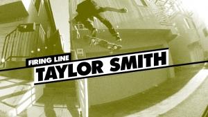 Firing Line: Taylor Smith