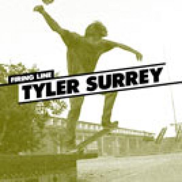 Firing Line: Tyler Surrey