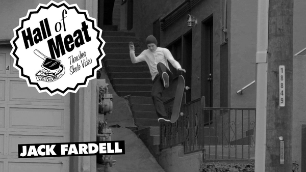Hall Of Meat: Jack Fardell