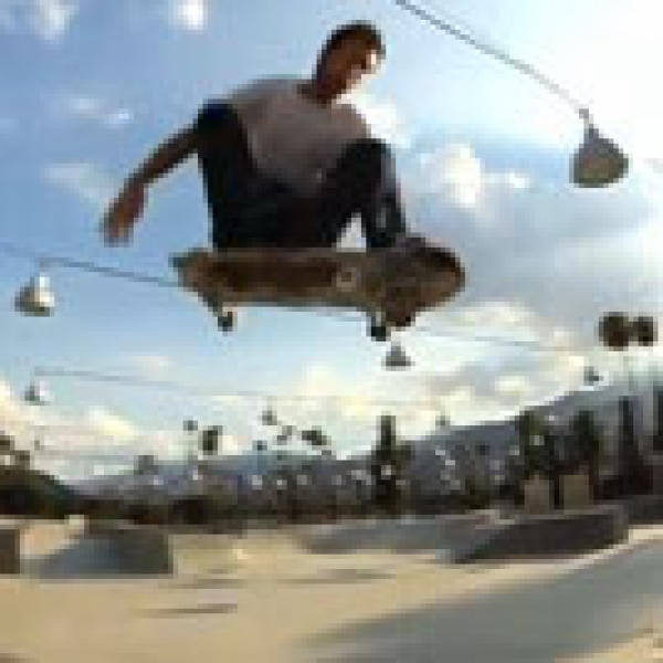 In the Park with Jared Huss
